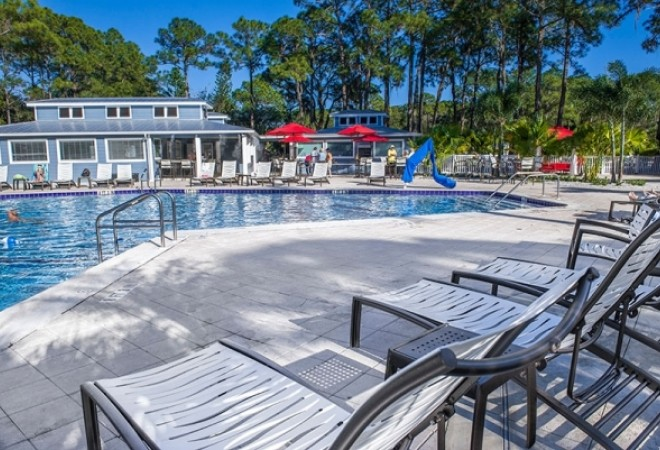 Ramblers Rest Rv Campground Venice Fl Encore Resorts