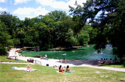 Wekiwa Springs State Park - Apopka, FL - Florida State Parks