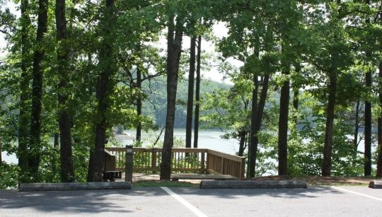 Louisiana state parks with rv hookups in ellijay