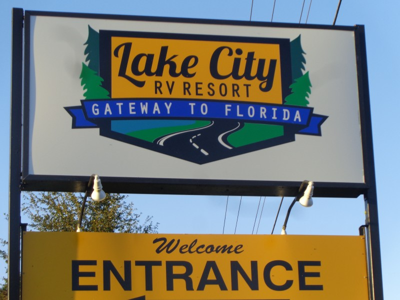 Lake City RV Resort - Lake City, FL - RV Parks