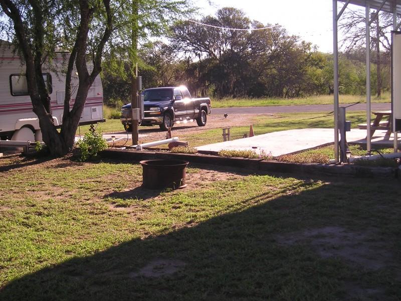 Lake CC Mathis RV Sites 004