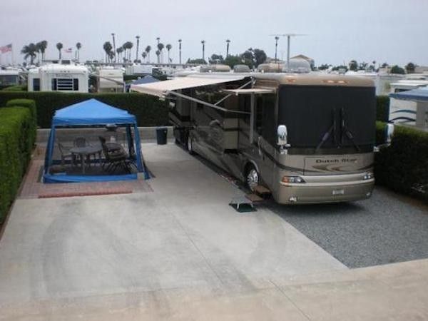 Bernardo Shores RV Park - Imperial Beach, CA - RV Parks