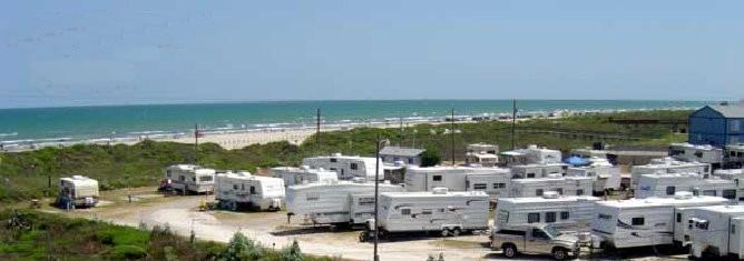 On The Beach RC Park - Port Aransas, TX - RV Parks ...