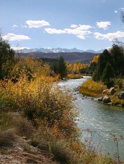 Uncompahgre River Adult Rv Park Olathe Co Rv Parks