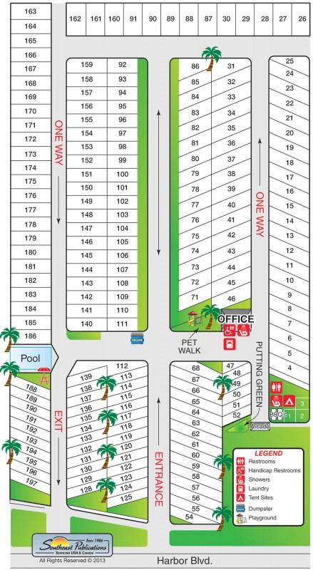 Anaheim Harbor Rv Park - Anaheim, CA - RV Parks