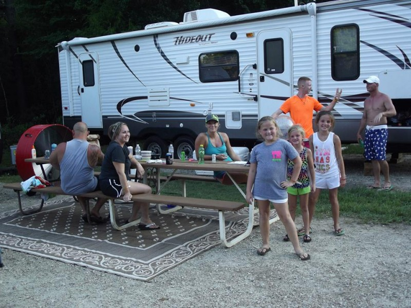 Jellystone Park At Whispering Pines Tyler Tx Rv Parks
