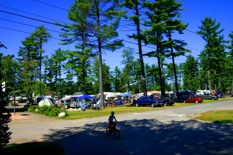 Wagon Wheel Campground Old Orchard Beach Maine The Best
