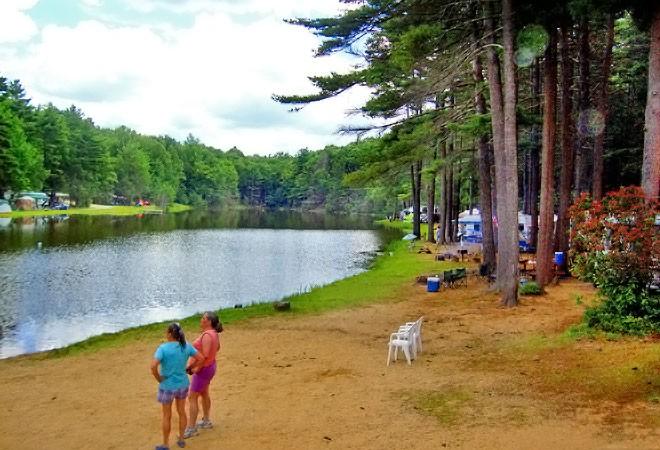 Sturbridge RV Resort - Sturbridge, MA - Thousand Trails Resorts