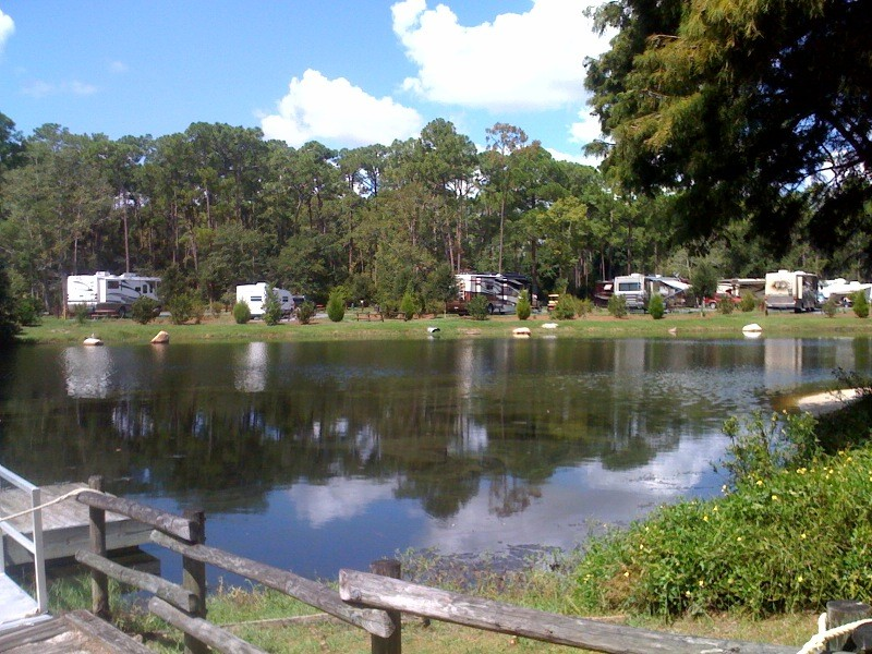 Disneys Fort Wilderness Resort - Lake Buena Vista, FL - RV Parks