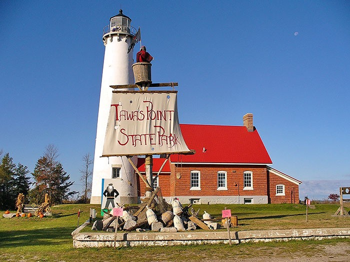 Tawas Point State Park - East Tawas, MI - Michigan State Parks