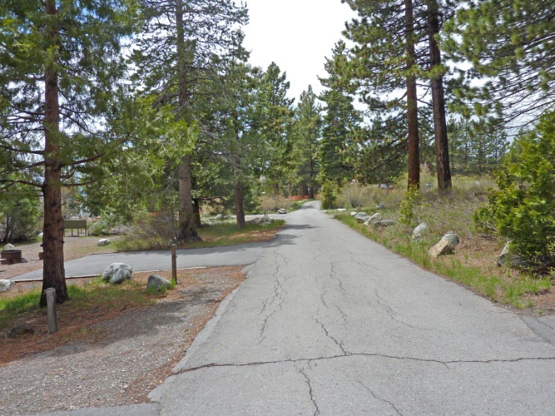 Tahoe State Recreation Area - Tahoe City, CA - RV Parks