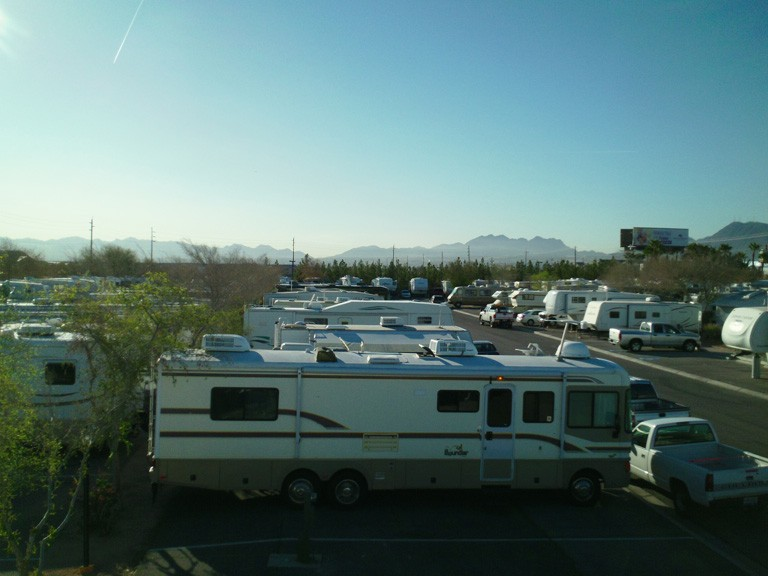 Duck Creek RV Park - Las Vegas, NV - RV Parks