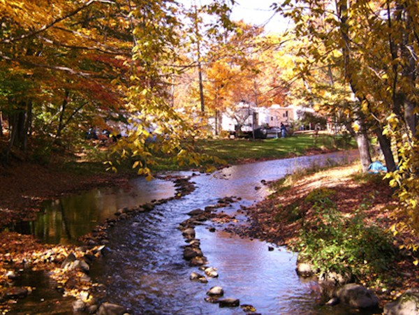 Woodstream Campsite - Gainesville, NY - RV Parks