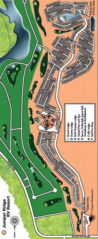 Juniper Ridge RV Resort - Show Low, AZ - RV Parks