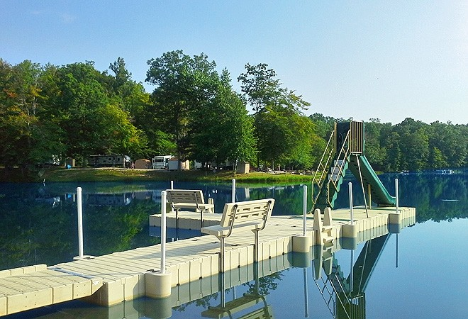 Indian Lakes Rv Campground Batesville In Thousand