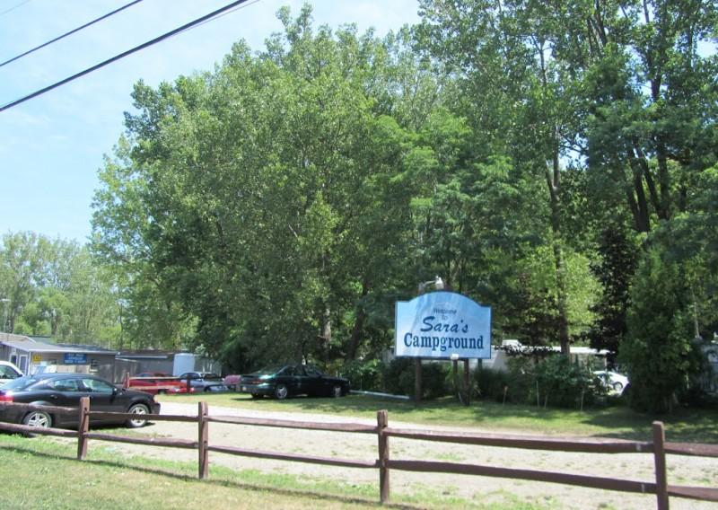 Saras Campground - Erie, PA - RV Parks - RVPoints.com