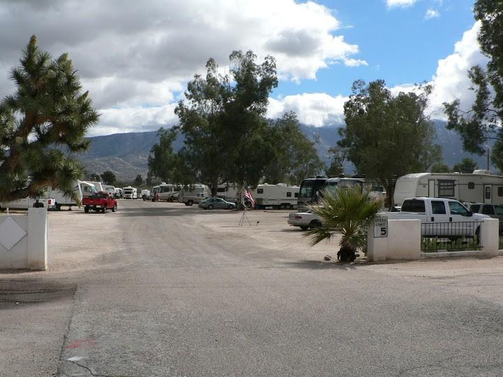 Wishing Well Rv Park Tucson Az Rv Parks Rvpoints Com