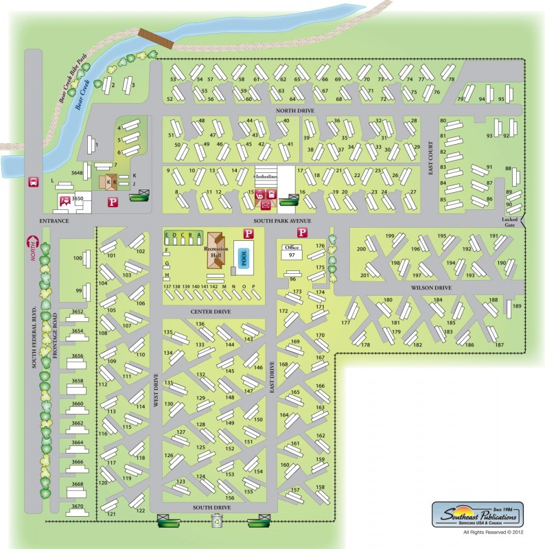 South Park Manufactured Home & RV Park - Englewood, CO - RV Parks