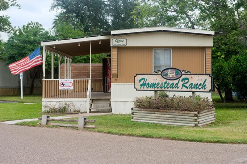 Homestead Ranch Mobile Home & RV Park - Mcallen, TX - RV Parks