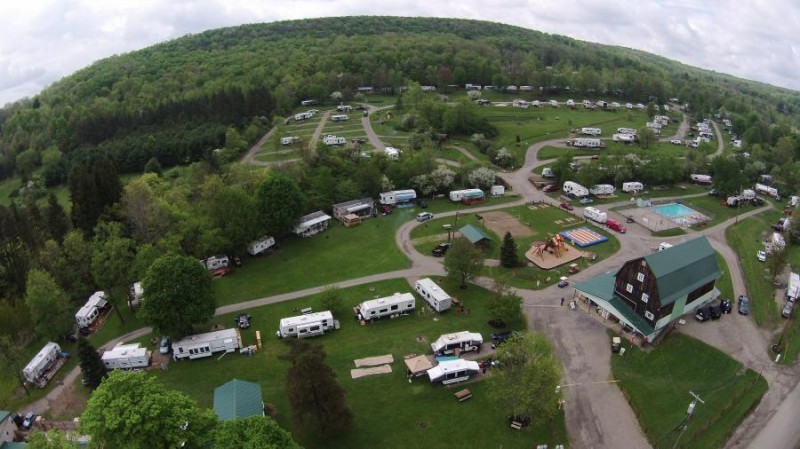 Triple R Camping Resort - Franklinville, NY - RV Parks