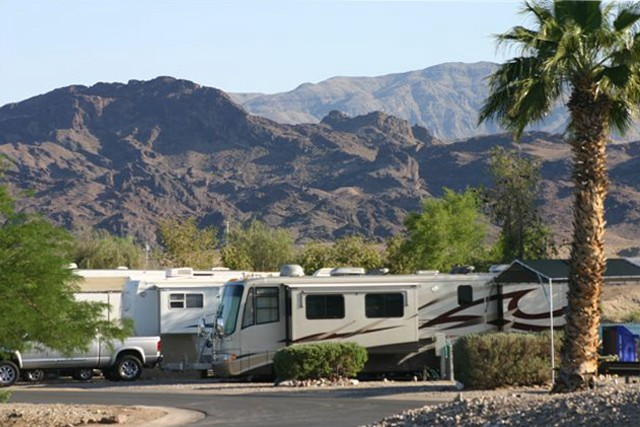 Islander Resort Lake Havasu - Lake Havasu City, AZ - RV Parks