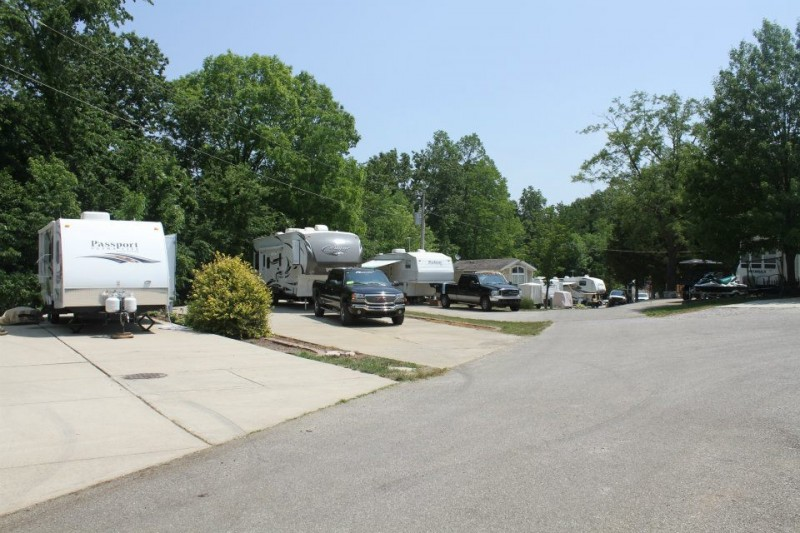 Lake Monroe Village Bloomington In Rv Parks