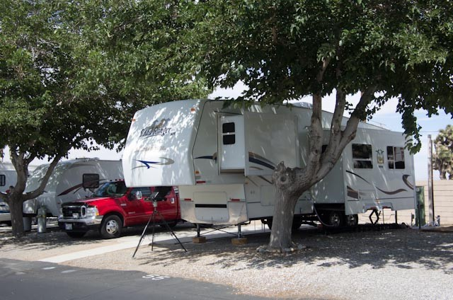 Desert Willow RV Resort - Hesperia, CA - RV Parks