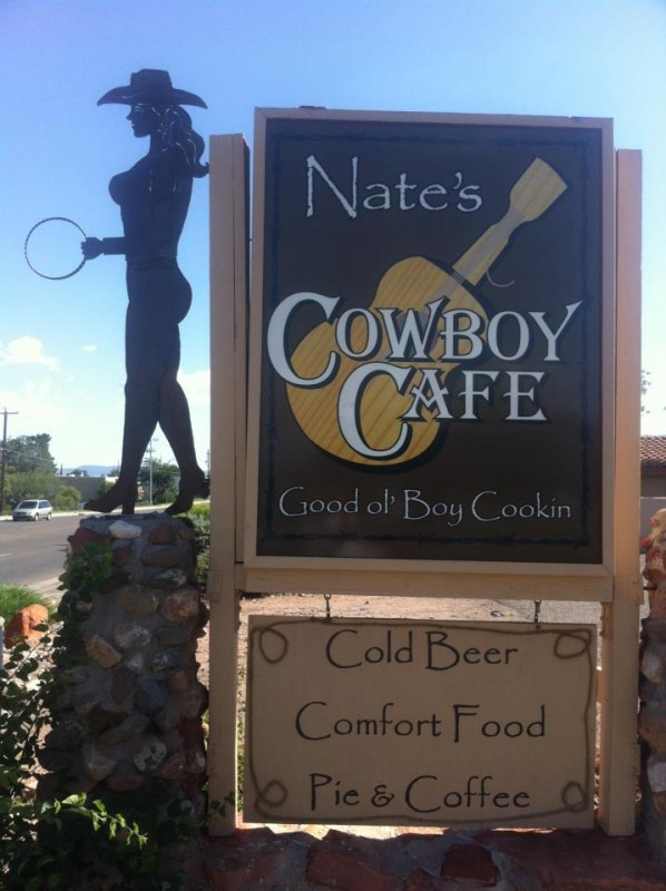 Nate's Cowboy Cafe - Cottonwood, AZ - Restaurants