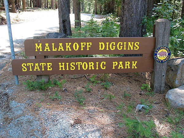 Malakoff Diggins State Historic Park - Nevada City, CA - California State Parks