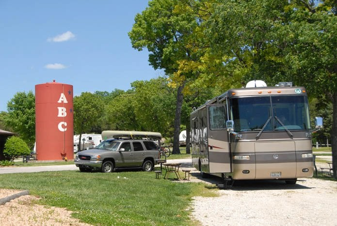 America S Best Campground Branson Mo Rv Parks