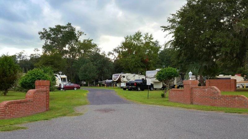 Kellys Countryside RV Park - Callahan, FL - RV Parks