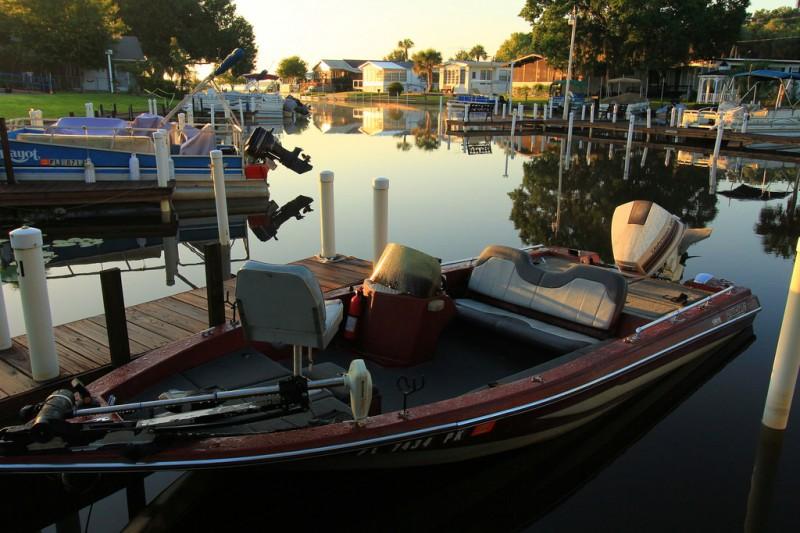 The Harbor Waterfront Resort - Lake Wales, FL - RV Parks