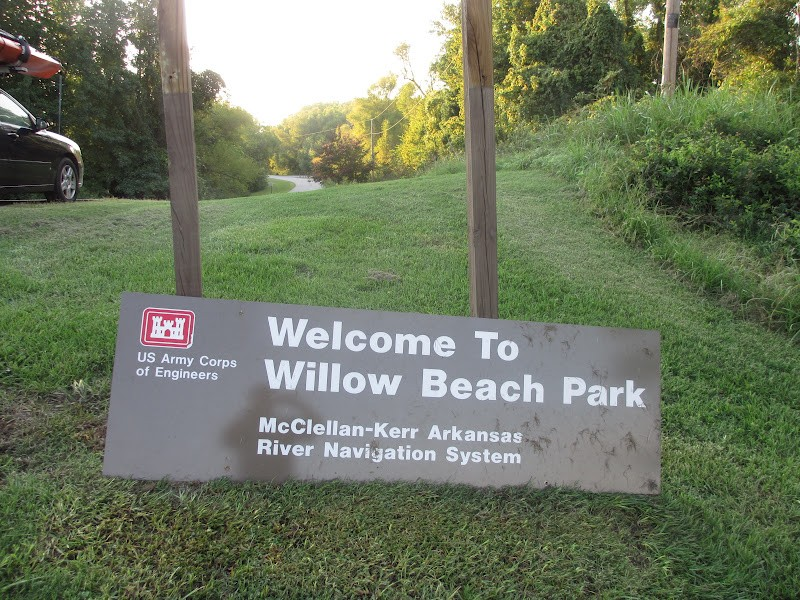Willow Beach Recreation Area & Campground - , AR - National Parks
