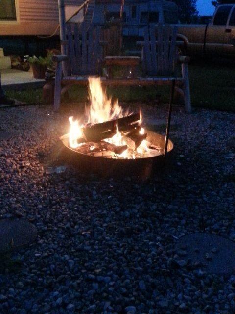 Bayou Bluffs Campground - Cornell, IL - RV Parks