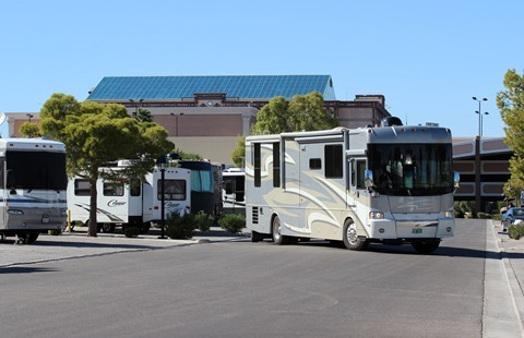 Las Vegas KOA at Sam's Town - Las Vegas, NV - KOA