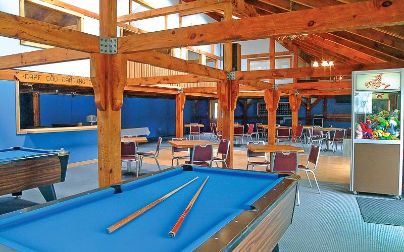 Cape Cod Camp Resort East Falmouth Ma Rv Parks