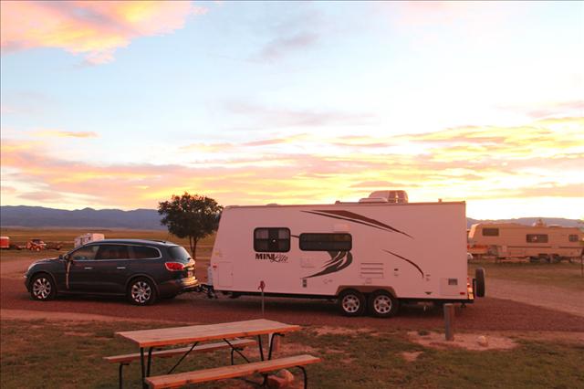 Haggard's RV Campground - Pueblo West, CO - RV Parks