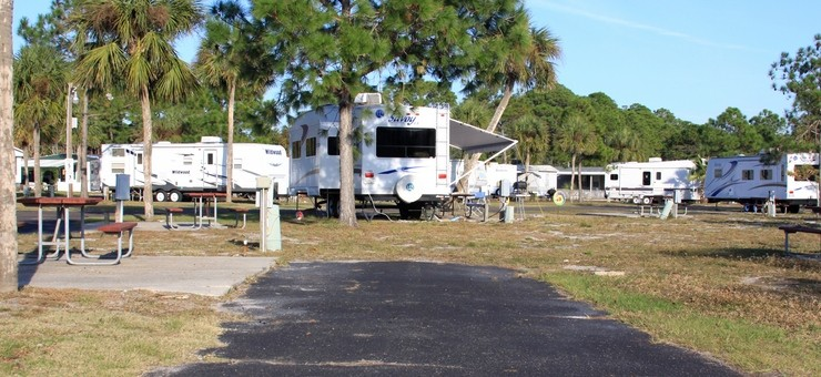 Campers Inn. - Panama City - Panama City, FL - RV Parks