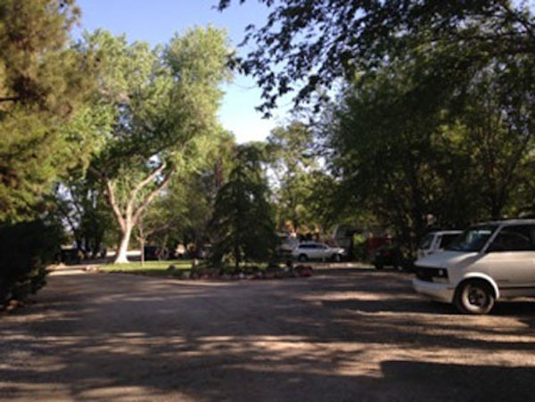 Turquoise Triangle RV Park - Cottonwood, AZ - RV Parks