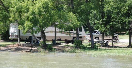 Loyd Park - Grand Prairie, TX - County / City Parks