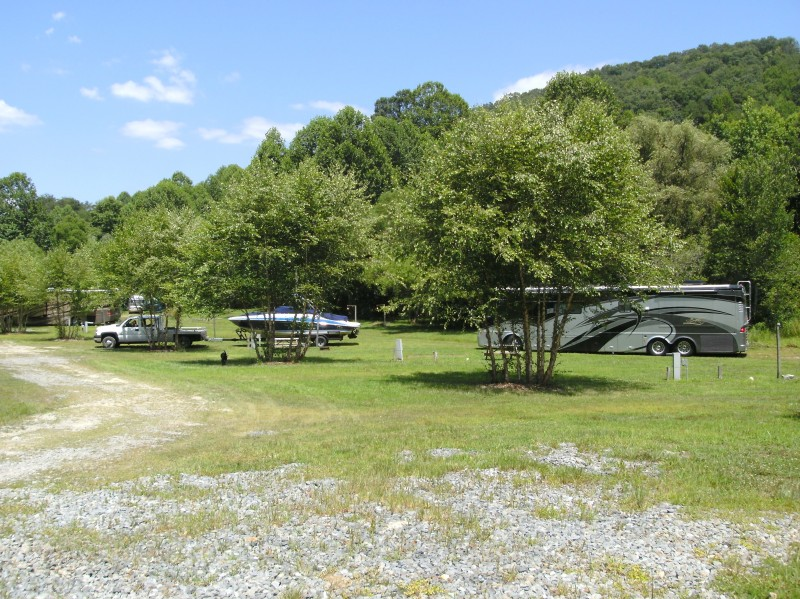 Blue Ridge Mineral Springs RV Park and Tent Camping - Blue Ridge, GA - RV Parks