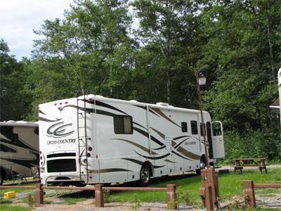 Kamp Klamath Campground - Klamath, CA - RV Parks