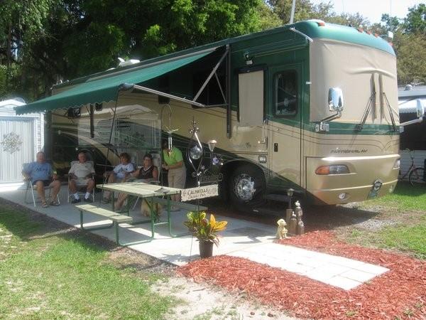 Rainbow Village RV Park (Central Florida) - Zephyrhills, FL ... on