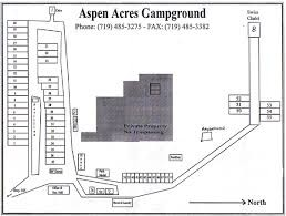 Aspen Acres Campground  - Rye, CO - RV Parks
