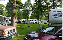 Brookside Campgrounds - Blooming Prairie, MN - RV Parks