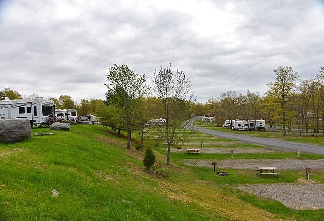Timothy Lake South Rv East Stroudsburg Pa Thousand