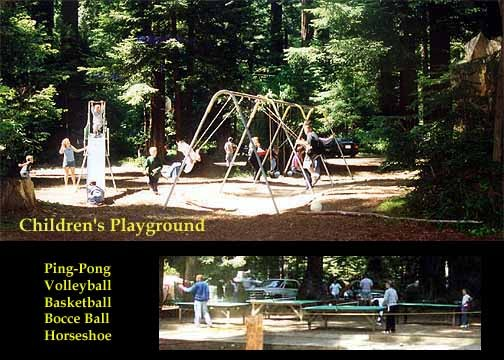Gualala River Redwood Park - Gualala, CA - RV Parks