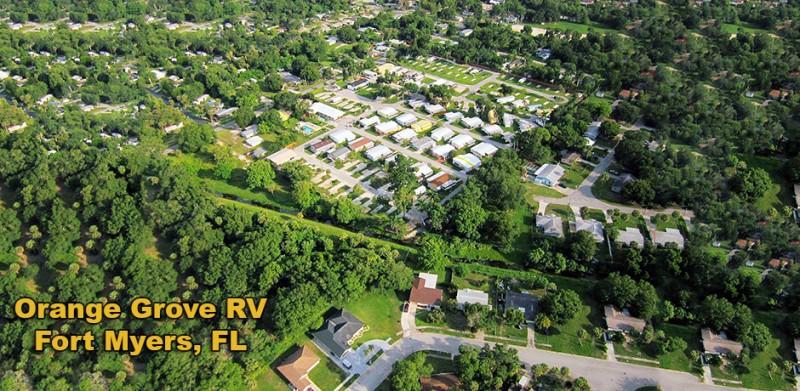 Orange Grove Rv Park Fort Myers Fl Rv Parks