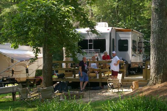 Green Mountain Resort - Lenoir, NC - Thousand Trails Resorts