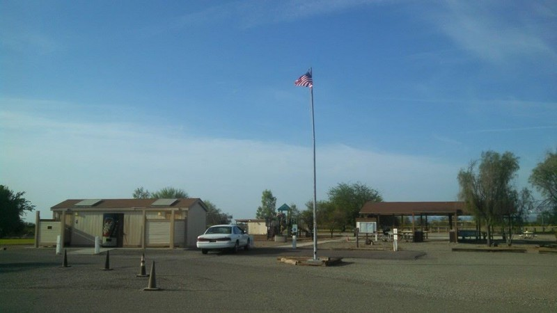Bouse Community Park - Bouse, AZ - County / City Parks
